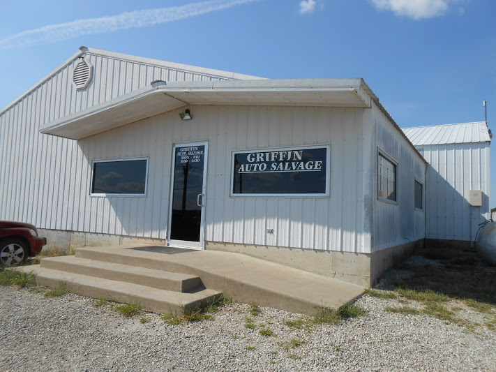 Griffins Auto Sales and Salvage LLC in Grovespring, Missouri 1