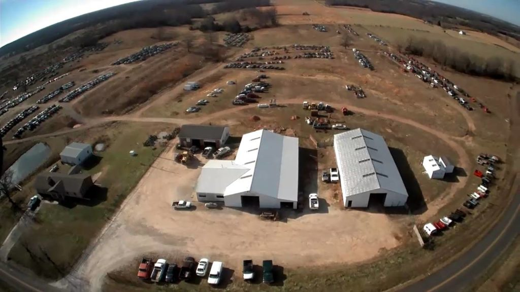 Salvage Yards Springfield Mo >> Griffin Auto Sales And Salvage Llc Griffin Auto Sales And